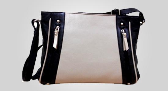 Hand Painted Ladirs Eather Handbags